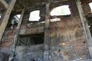 Zniszczona cementownia Grodziec