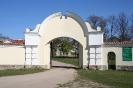 Korczew brama do Pałacyku