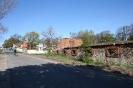 Korczew ruiny zabudowań dworskich