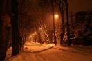 Zima noca jest nawet ładna